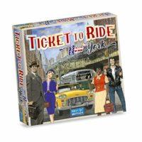 , taxi ,boardgamebiardga game, New York,york new ,ride to Ticket
