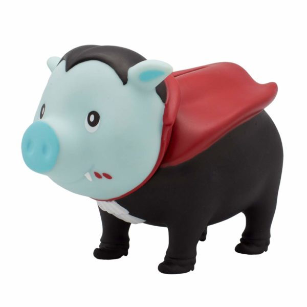 piggy bank, dracula, money box, harrogate