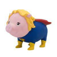 superhero, piggybank, moneybox, novelty, gift, harrogate, skipton
