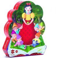 fairytale, puzzle, jigsaw, snowwhite, childrens, creative