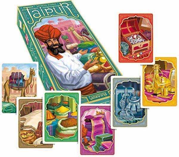 card game, trading, 2 players, jaipur, harrogate, skipton, yorkshire