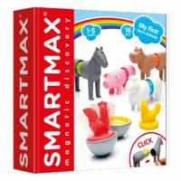 magnetic toy, farm animals, fun, create, build, stem, yorkshire, harrogate