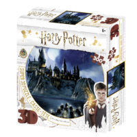 harry potter, 3d, jigsaw, puzzle, harrogate,