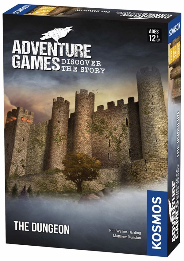 adventure game, co-operative, team, games night