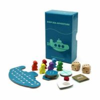 travel sized, push your luck game, oink games,