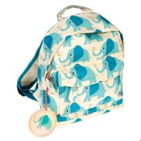 rucksack, elephants, pre-school, nursery, travel, holidays