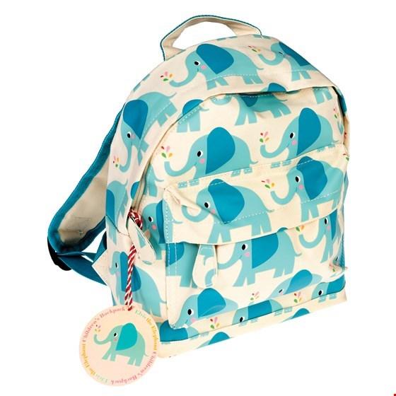 rucksack, elephants, pre-school, nursery, travel, holidays