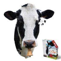 cow, farm , puzzle, jigsaw