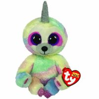ty, sloth, cuddly, plush, collectible, beanie