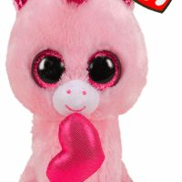 unicorn, valentine, ty, collectible, plush