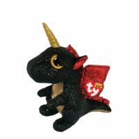 dragon, ty, plush, cuddly, collectible