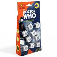 dice, story telling, doctor who, creative