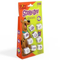 story dice, scooby doo, creative, tell a story, teaching aid