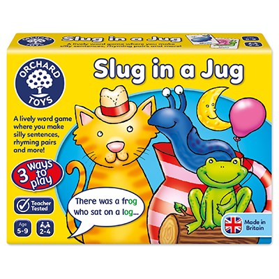 memory, rhyming, children's game, social, orchard toys, british