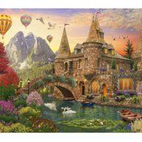 gift, wooden, puzzle, jigsaw, british,