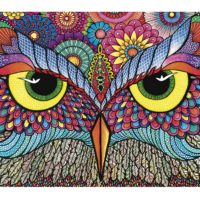 owls, wooden, jigsaw, puzzle, difficult, yorkshire