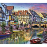 wooden, puzzle, travel, jigsaw, harrogate, yorkshire, art