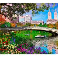 new york, puzzle, jigsaw, friends, art, yorkshire, harrogate