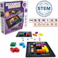 puzzle, game, solo option, 2 player, stem, race