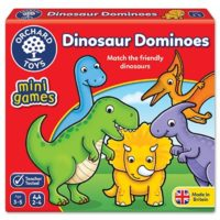 travel size, dinosaurs, game, family, preschool