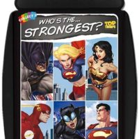 card game, travel, family game, super hero
