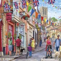 jigsaw, puzzle, haworth, art, relaxing, yorkshire