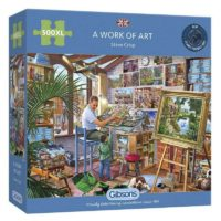jigsaw, puzzle, therapy, art, larger pieces