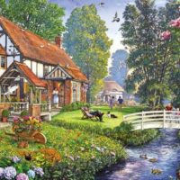 jigsaws, puzzles, art, therapy, relaxing