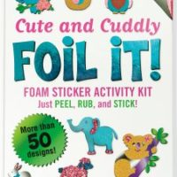 stickers, easy, no mess, creative, fun
