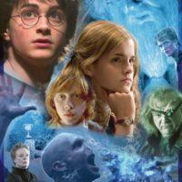 harry potter, jigsaw, puzzle, relaxing, wizard