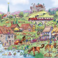 jigsaw, puzzle, therapy, art, relaxing, gift
