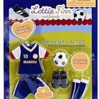football, doll, outfit, lottie, pro girl
