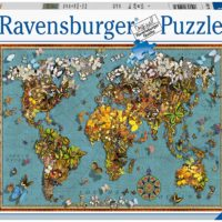jigsaw, puzzle, nature, relaxing, therapy