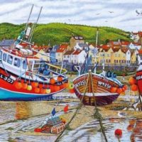 jigsaw, puzzle, seaside, therapy, holidays