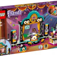 lego, friends, construction, build, stage