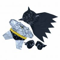 eddy bear, costume, batman, dress your bear,s