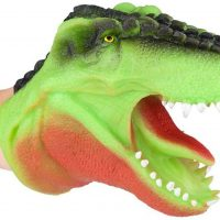 dinosaur, puppet, texture, sensory, tactile, roleplay, imagination