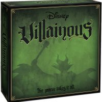 disney, villains, board game, characters, villains, flgs