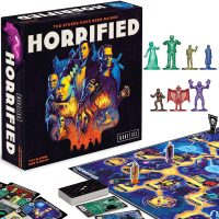 ravensburger, monsters, cooperative, family game, movies