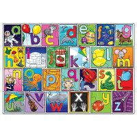 jigsaw, puzzle, abc, floorpuzzle, learning