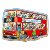 jigsaw, puzzle, floor puzzle, people, passengers, learning