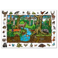 jigsaw, puzzle, talkabout, learning, fun, british