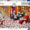 jigsaw, puzzle, gift, gardening, relaxing, therapy, disney