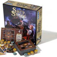 bidding, game, boardgame, family game, filler, fun