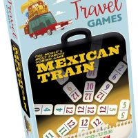 numbers, dominoes, trains, family game