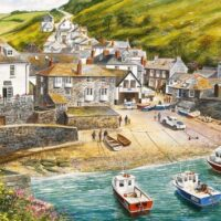 gibsons port isaac jigsaw puzzle 500 piece