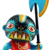 figurine, collectable, french, role-play, imagination, djeco