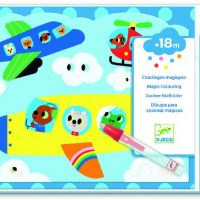 water magic, fun, preschool, drawing, colouring, painting