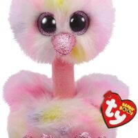 plush, soft, pretty, ty, official stockist, ostrich