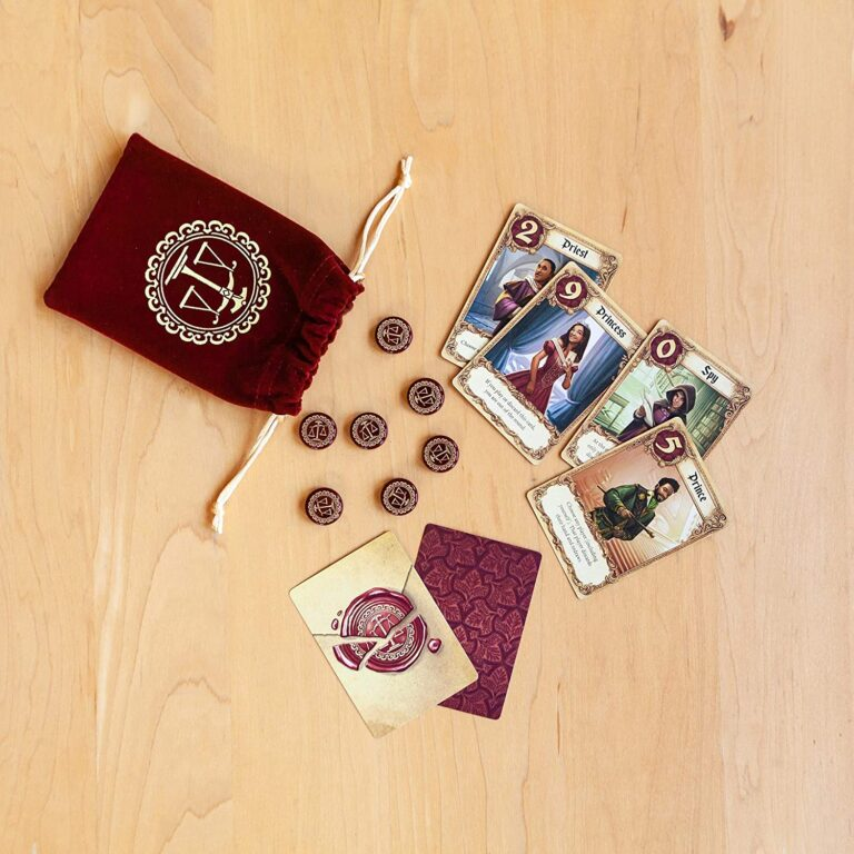 love letter card game  games crusade